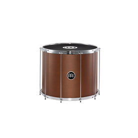 MEINL Percussion SUB20AB-M 20inch Bahia Wood Surdo, African Brown