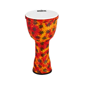 MEINL Viva Rhythm VR-SDJ10-SH 10inch Community Djembe, Boom Series, Pre-Tuned Synthetic Head