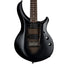 Sterling by Music Man John Petrucci Majesty Electric Guitar w/Bag, Stealth Black (B-Stock)
