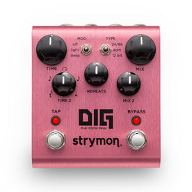Strymon DIG Dual Delay Guitar Effects Pedal