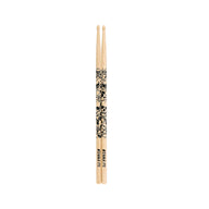 Tama 7A-S Design Stick Series Sticks of Doom Drum Sticks, Natural
