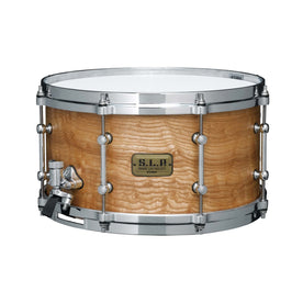 TAMA LGM137-STA 7x13inch SLP G-Maple Snare, Satin Tamo Ash with Chrome Hardware