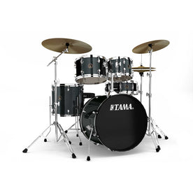 TAMA RM50YH6-CCM Rhythm Mate 5-Piece Drum Kit w/Hardware, Charcoal Mist