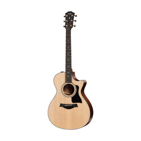 Taylor 312ce V-Class Grand Concert Acoustic Guitar w/Case