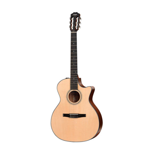 Taylor 314ce-N Grand Auditorium Nylon String Acoustic Guitar w/Case