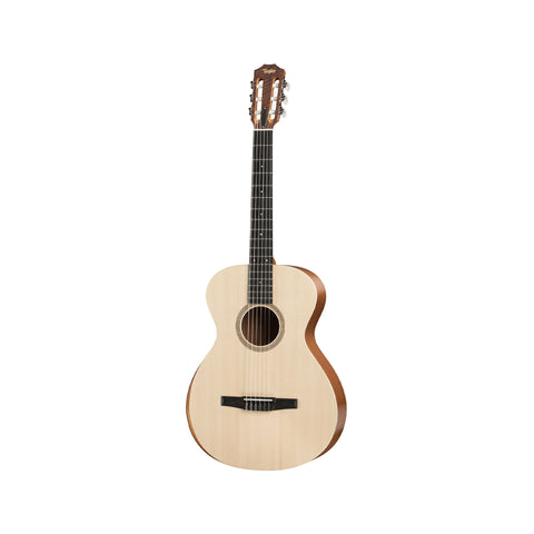 Taylor Academy 12e N Grand Concert Nylon String Acoustic Guitar W Bag