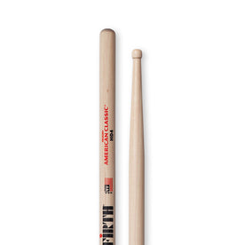 Vic Firth HD4 American Classic Drumsticks, Hickory