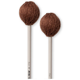 Vic Firth M170 Multi-Application Series Marimba Mallet, Rubber Core, Soft Yarn