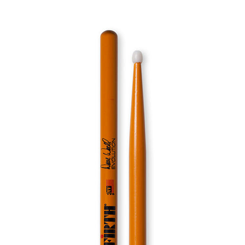Vic Firth SDW2N Dave Weckl Evolution Signature Drumstick, Nylon