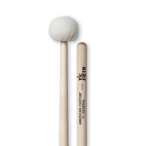 Vic Firth T1 Timpani Mallet, General