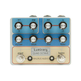 Walrus Audio Luminary Quad Octave, Black Friday 2018