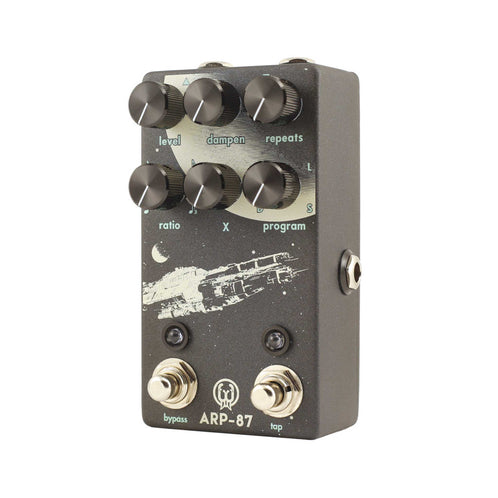 walrus audio arp 87 multi function delay guitar effects pedal swee lee singapore. Black Bedroom Furniture Sets. Home Design Ideas
