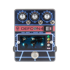 Walrus Audio DEFCON4 Preamp/ EQ/ Boost Guitar Effects Pedal
