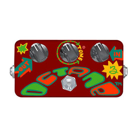 Zvex Hand-Painted Octane III Guitar Effects Pedal