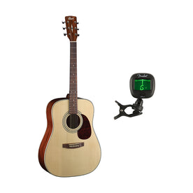 Cort Acoustic Guitar Starter Bundle