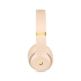 Beats Studio3 Wireless Over-Ear Headphones (The Beats Skyline Collection), Desert Sand