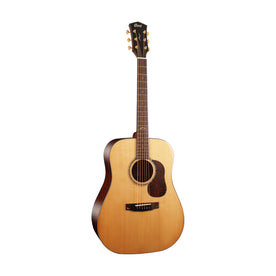 Cort Gold-D6-NAT Dreadnought Acoustic Guitar w/Case, Natural