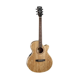 Cort SFX-AB-NAT Acoustic Guitar w/Bag, Natural Gloss