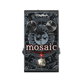 Digitech Mosaic Polyphonic 12-String Guitar Effects Pedal (02 Power Cord)