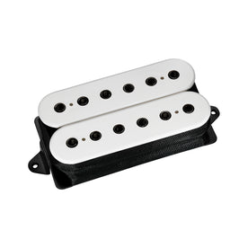 DiMarzio DP159FW Evolution Bridge Humbucker Guitar Pickup, F-Spaced, White