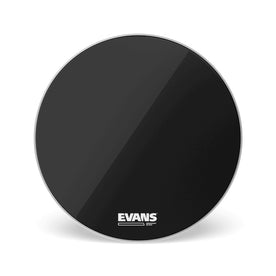 Evans BD20RBG 20inch Resonant Black Bass Drumhead