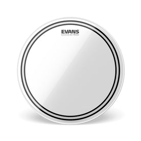 Evans TT12ECR 12inch EC Resonant Clear Tom Drumhead