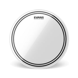Evans TT14ECR 14inch EC Resonant Clear Tom Drumhead