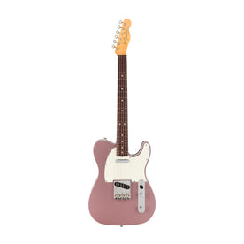 Fender American Original 60s Telecaster Electric Guitar, RW FB, Burgundy Mist Metallic