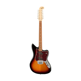 Fender Alternate Reality Electric XII 12-String Guitar, Pau Ferro FB, 3-Tone Sunburst