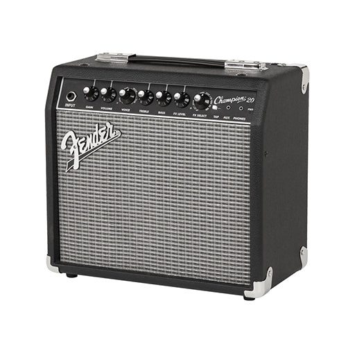 Fender Champion 20 Guitar Combo Amplifier