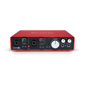 Focusrite Scarlett 6i6 (2nd Gen) 6in/6out USB Audio Interface