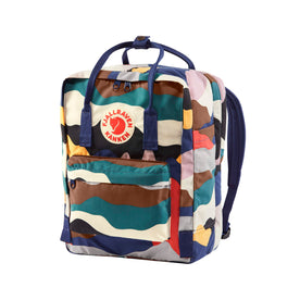 Fjallraven Kanken Art 13inch Laptop Backpack, Summer Landscape