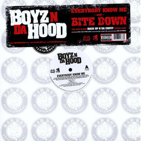 Everybody Know Me - Boyz N Da Hood (Vinyl)
