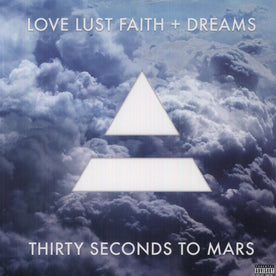 Love Lust Faith and Dreams - 30 Seconds To Mars (Vinyl)