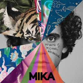 My Name Is Michael Holbrook - Mika (Vinyl)