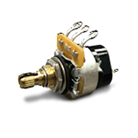 Gibson PPAT-520 500k Ohm Audio Taper, Push-Pull, Short Shaft