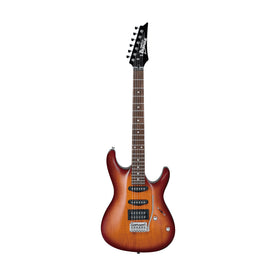 Ibanez GSA60-BS Electric Guitar, Brown Sunburst
