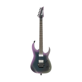 Ibanez Axion Label RG60ALS-BAM Electric Guitar, Black Aurora Burst Matte