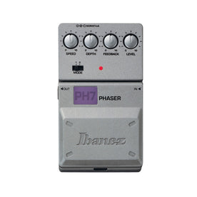 Ibanez PH7 Phaser Guitar Effects Pedal
