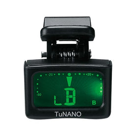 Ibanez TuNANO Clip-On Guitar Tuner