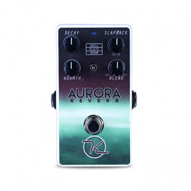 Keeley Aurora Reverb Guitar Effects Pedal