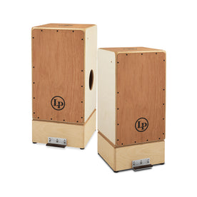 Latin Percussion LP1453 Americana 3-Zone Box Kit Cajon