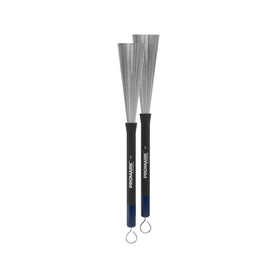 Promark TB4 Telescopic Wire Brush, Heavy