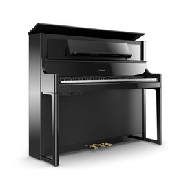 Roland LX708 Digital Piano, Polished Ebony