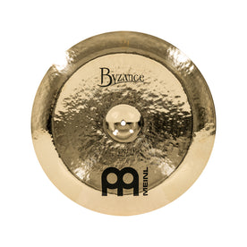 MEINL Cymbals B20HHCH-B 20Inch Byzance Brilliant Heavy Hammered China Cymbal