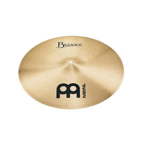 MEINL Cymbals B20MR-S 20inch Byzance Traditional Medium Sizzle Ride Cymbal
