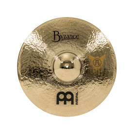 MEINL Cymbals B24PMR-B 24inch Byzance Pure Metal Ride