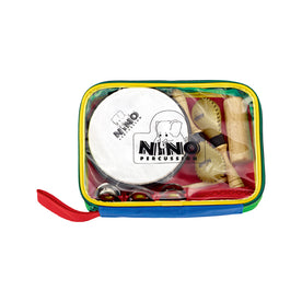 NINO Percussion NINOSET1 Assortment of 5Pcs, Incl. Bag