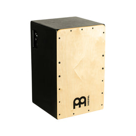 MEINL Percussion PSC100B Snarecraft Pickup Cajon, Baltic Birch Frontplate (B-Stock)
