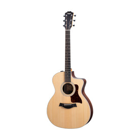 Taylor 214ce Rosewood/Spruce Grand Auditorium Acoustic Guitar w/Gig Bag